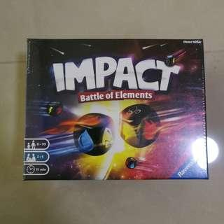 Impact: Battle of Elements Board Game