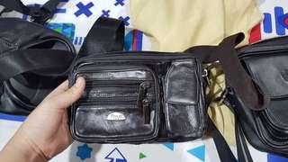 BAG MAN POLO BLACK