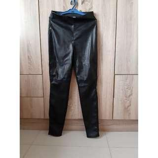 BRAND NEW! AUTHENTIC H&M Leather Pants