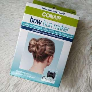 Bow Bun Maker