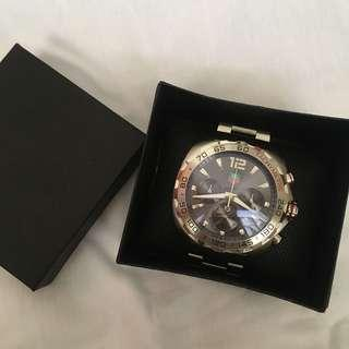 Tag Heur Silver Watch Replica