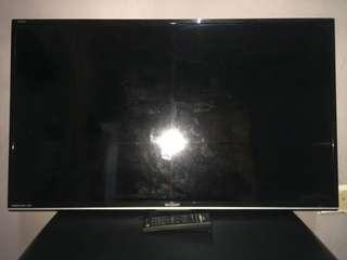Sharp aquos 39inch TV faulty