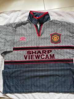 Vintage Manchester United Jersey