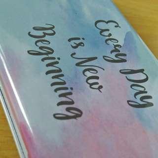 Watercolour Pencil Case (Metal)