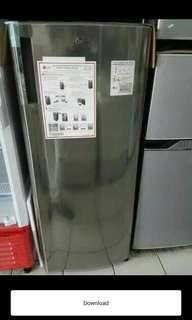 Gratis 1 Angsuran Kredit Freezer LG Tanpa cc