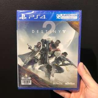 [Selling Cheap] PS4 Destiny 2 R3