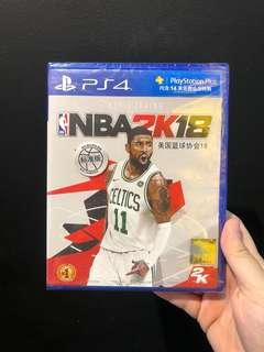[Selling Cheap] PS4 NBA 2K18