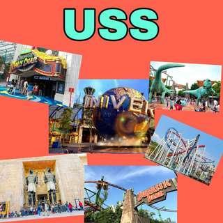 USS Universal Studio Singapore