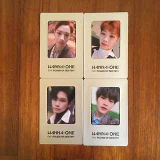 [wts] wanna one pc