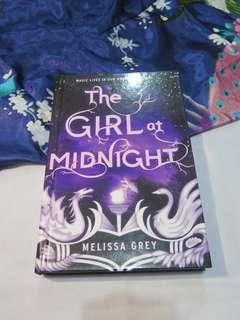 The Girl at Midnight (english)