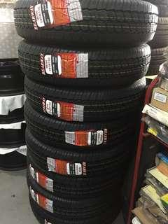 195R15C new tyre for offer sale