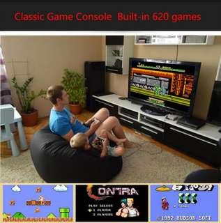 600-in-1 Micro Genius NES Game Console (with HDMI)