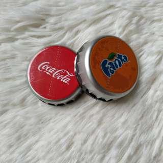 Coca-Cola Fanta Bottle Cap Lip Balm