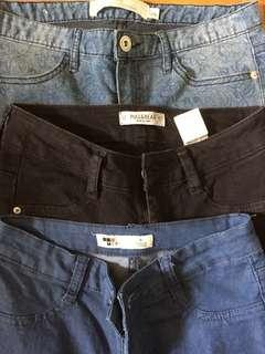 jeans/ 3/4 jeans