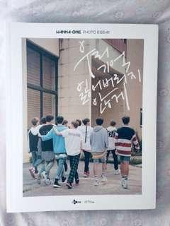 Wanna one - CECI (without poster) and Photo essay (without inclusion)