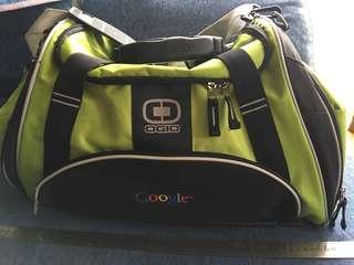 Google sports bag