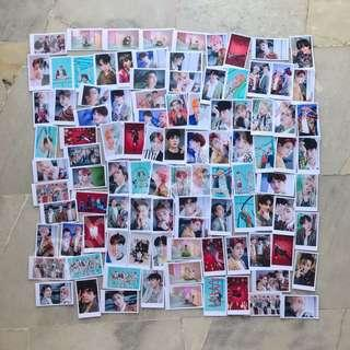 [NEW READY STOCK] BTS Love Yourself Answer Era Lomo Card Set (100 pcs) + Free Gift (Metal Box OR Card Album)