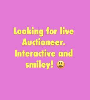 Looking for Live Auctioneers