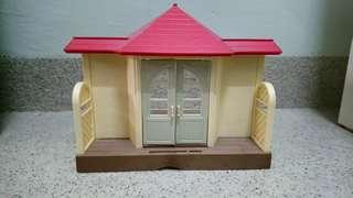 Sylvanian Families Red Roof House Extension