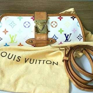 Louis Vuitton Shirley Clutch #JAN55