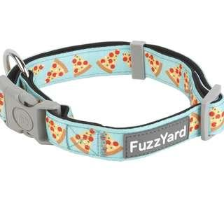 FUZZYARD Pizza LYF Dog Collar