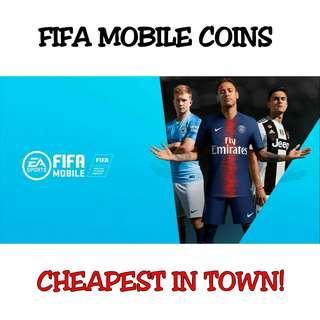 FIFA MOBILE COINS [ CHEAP ]