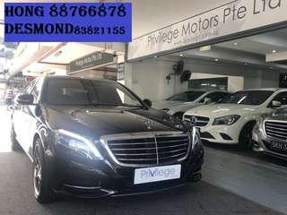MERCEDES BENZ S500 LONG (R20 LED)