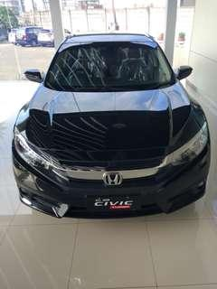 Limited Stock 2018 Civic 1.5L Turbo