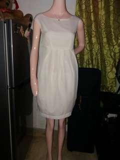 Maldita White Dress