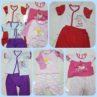 Baju Baby 6month combo price inc postage