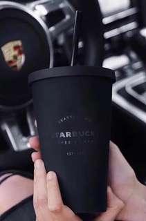 Starbucks 保温杯 黑耀石特別版