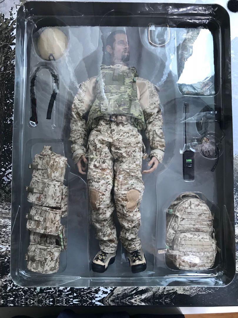 1/6 US Navy Seal Team 8 Gunner