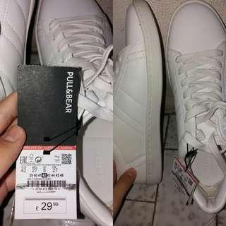 White Shoes Pull&Bear