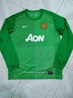 Manchester United keeper jersey Lboy 2013