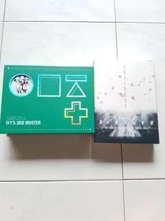 Bts Official DVDs