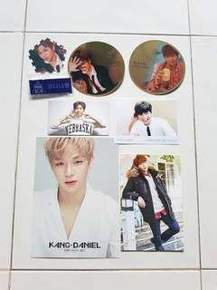 Wanna One Kang Daniel Official Clearance