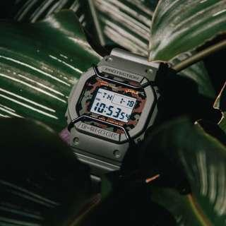 G-Shock DW-5600 x SBTG Sabotage not casio fossil timex dw