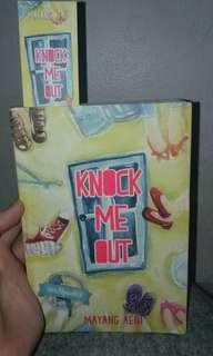 """Novel """"KNOCK ME OUT"""" by Mayang Aeni"""