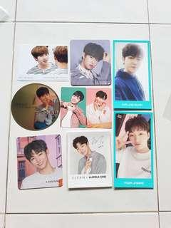 Wanna One Official Clearance