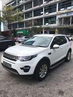 Land Rover Discovery 2.0 Sport SE (5+2 Seats) (Adventure Pack Plus) Auto