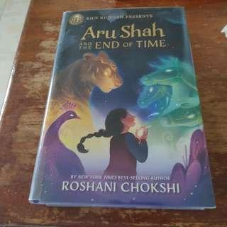 Aru Shah and End of Times