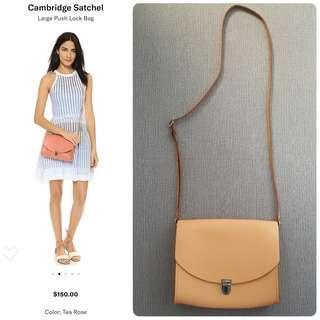 Cambridge Satchel sling bag Auth REPRICE