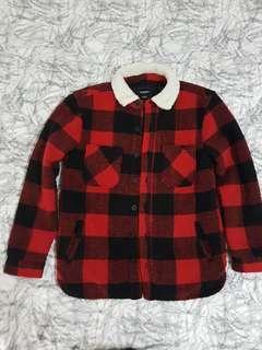 Pull and Bear Fleece Jacket