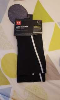 Under Armour arm sleeves (new)