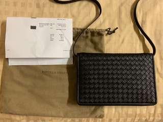 (OPEN TO TRADES) Bottega Veneta Fold over clutch   handbag 301aaafc9eec2