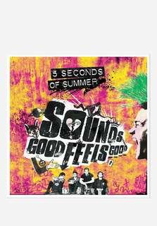 5 Seconds of Summer - Sounds Good Feels Good album
