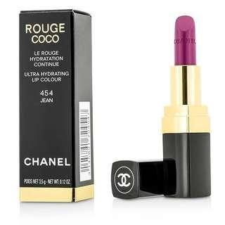 lipstik chanel jean 454
