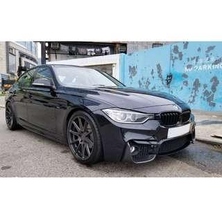 BMW 316IA SPORT 2013