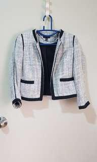 Classy outer top