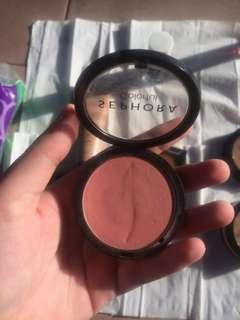 Sephora blush on shade shame on you